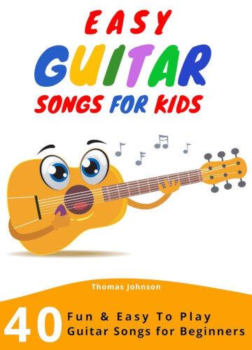 Easy Guitar Songs For Kids - Cover
