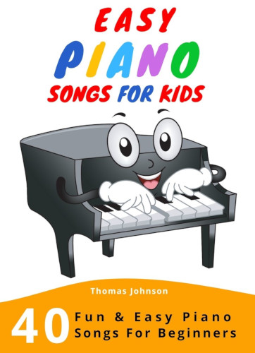 Easy Piano Songs For Kids - cover